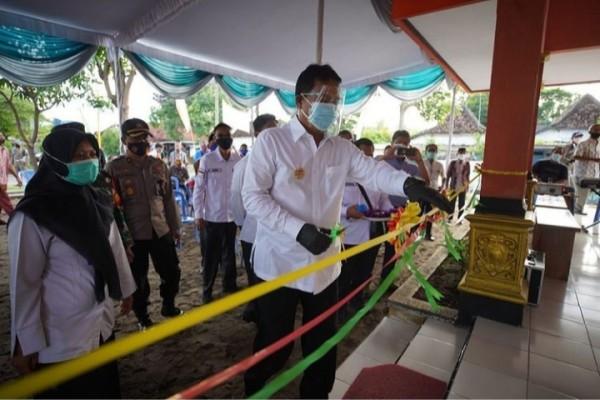 Genjot Perekonomian, 27 Lapak UMKM Dibangun di Tiap Kelurahan di Kota Madiun