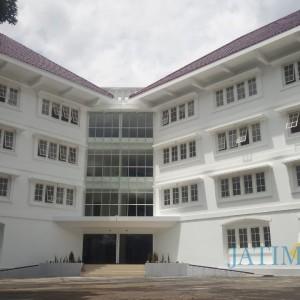 Mini Block Office Berkonsep Kolonial, Tak Pudarkan Estetika Heritage Balaikota Malang