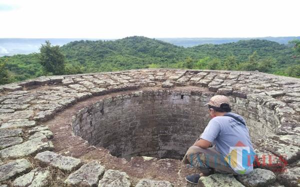 Dari Argo Pathuk Menuju Puncak Candi Dadi, Jejak Fenomenal di Puncak Gunung di Tulungagung