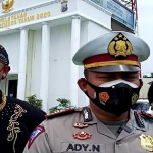 PSBB Bikin Angka Laka Lantas dan Tilang Menurun di Kabupaten Malang