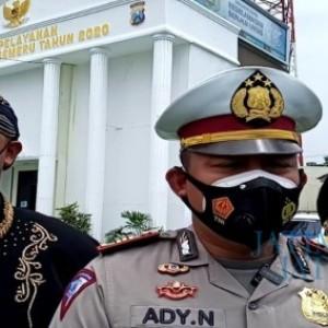 Dinyatakan Reaktif, Puluhan Pengendara dan Penumpang yang Hendak Masuk Kabupaten Malang Dipulangkan