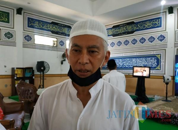 Pengasuh Ponpes Bahrul Maghfiroh, KH Prof Dr Ir Mohammad Bisri (Hendra Saputra)