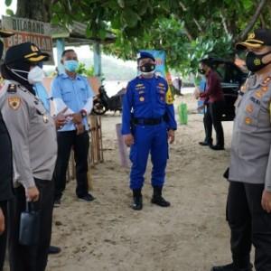 Awal 2021, Wilayah Pantai Jadi Sasaran Operasi Yustisi Polres Malang