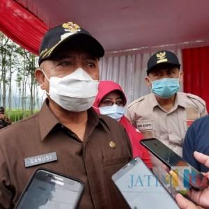 Kasus Cabai Pilok, Bupati Sanusi: di Kabupaten Malang Belum Ada Laporan