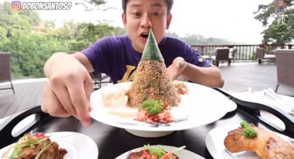 Sensasi Makan Nasi Goreng Termahal di Indonesia, Rp 1 Juta Seporsi