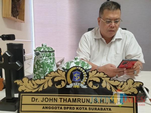 Ini Sikap Komisi B DPRD Surabaya Perihal Perwali 67 Tahun 2020