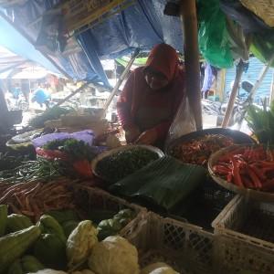 Sudah 2 Minggu, Harga Cabai Naik 60 Persen di Pasar Besar Kota Batu
