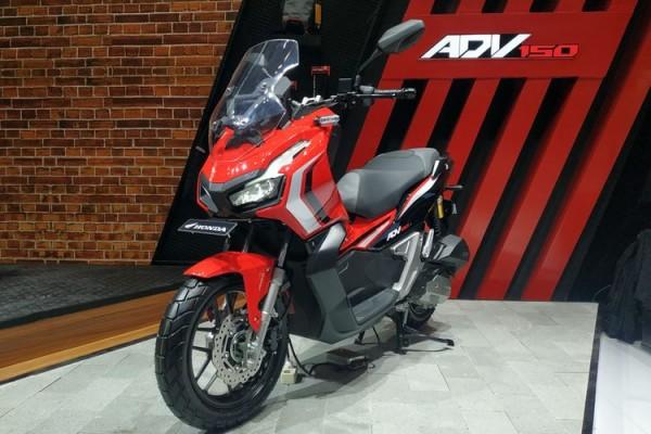 Melihat Detail Kembaran Honda ADV 150 dari China, Diklaim Lebih Canggih