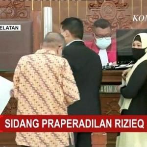 Tak Hadiri Sidang Praperadilan, Rizieq Klaim Cuma Sebar 17 Undangan Perkawinan
