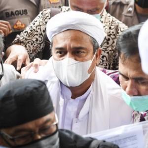 Sidang Praperadilan Rizieq Shihab Digelar, 1.500 Keamanan Gabungan Disiagakan