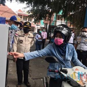 e-Parking Buat Jukir di Kota Malang Bergaji Setara UMK
