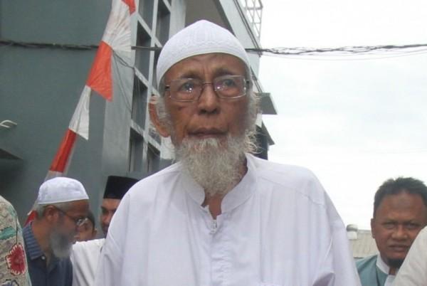 Abu Bakar Ba'asyir (Foto: Republika)