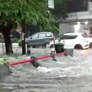 Awal Tahun Kota Malang Dihadiahi Banjir