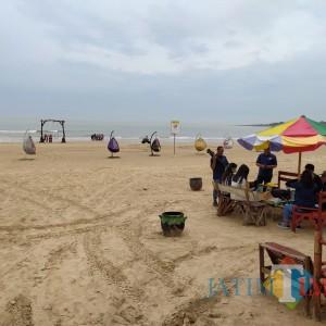 Angkat Perekonomian Warga, Poles Pantai Tlangoh Madura Jadi Destinasi Wisata