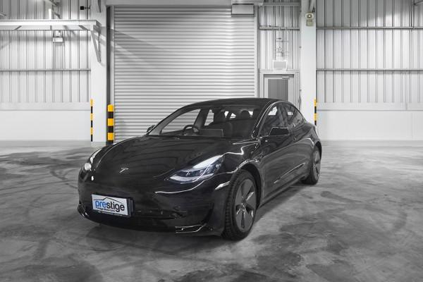 Tesla Model 3 Facelift (Foto: Carvaganza.com)