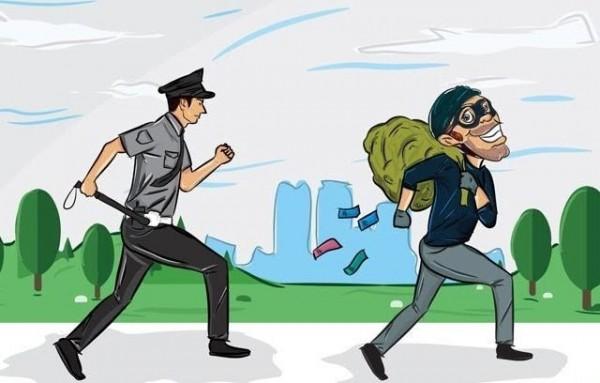 Ilustrasi pencurian (ayojakaryadotcom)