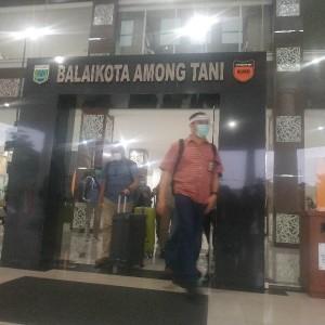 Update KPK di Kota Batu: Pemeriksaan Rampung, 5 Koper Dibawa Pulang
