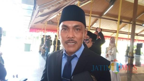 Kepala Dinas Pendidikan (Disdik) Kabupaten Bangkalan Bambang Budi Mustika, (Foto: Redaksi Bangkalantimes.com)