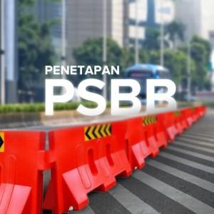 Pemerintah Umumkan PSBB Jawa-Bali Mulai 11-25 Januari 2021