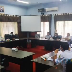Tren Covid-19 Meningkat, Komisi IV DPRD Trenggalek Evaluasi Kinerja Dinkes dan RSUD