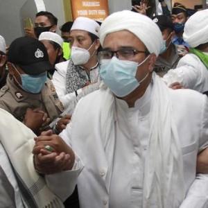 Sidang Lanjutan Praperadilan Siang Ini, Rizieq Shihab Siapkan 38 Bukti Tertulis