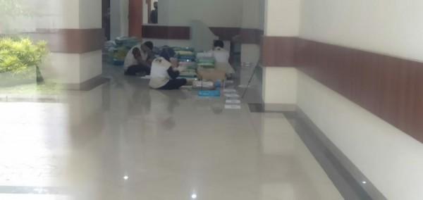 KPK Kembali ke Balai Kota Batu, Giliran DPMPTSPTK  Yang Digeledah