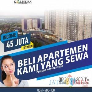 The Kalindra Apartment Jadi Ikon Baru Kota Malang, Investasi Properti Paling Menggiurkan