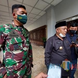 Bupati Malang Sanusi Rapatkan Barisan Jelang Penerapan PPKM