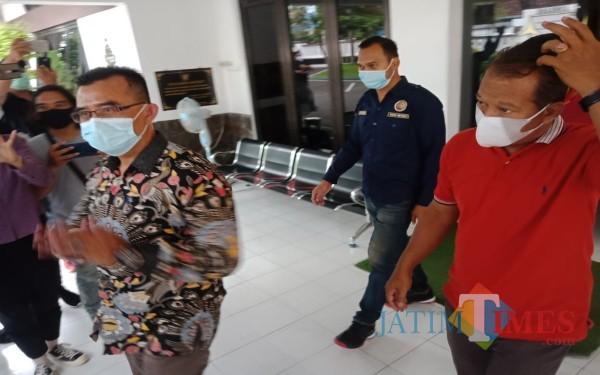 Ketua KONI Jombang Resmi Ditahan Atas Kasus Korupsi Dana Hibah Rp 275 Juta