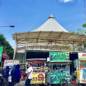Satpol PP Kota Batu Akui Penegakkan Perda Penertiban PKL Tak Maksimal