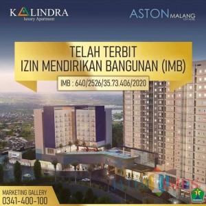 IMB Telah Terbit, Investasi di Apartemen The Kalindra  Makin Menjanjikan