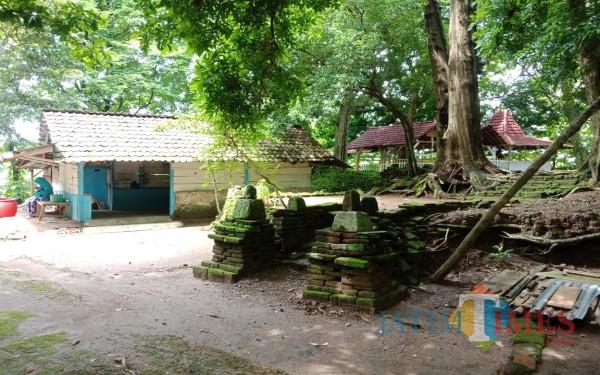 Situs Bedander Jombang Diyakini Tempat Persembunyian Raja Jayanegara