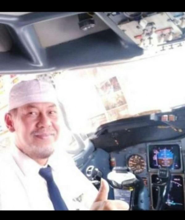 Capt Afwan (Foto: @iwakbetta)