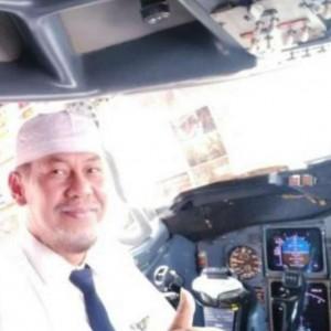 Capt Afwan Trending, Sosok Pilot Sriwijaya Air yang Dikenal Alim dan Dermawan