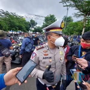 Amankan 574 Kendaraan, Satlantas Polres Malang Limpahkan ke Reskrim jika Bodong