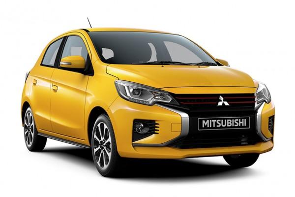 Penampakan Mitsubishi Mirage: Miliki Wajah Mirip Xpander