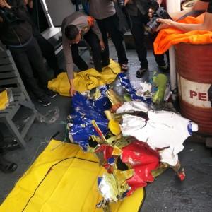 Hasil Terbaru Evakuasi Pesawat Sriwijaya Air, Ditemukan Potongan Tangan hingga Pakaian Korban
