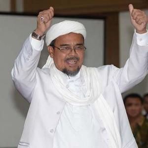 Habib Rizieq Shihab Bongkar Dana FPI, Ada dari Osamah Bin Laden, Wiranto hingga Gus Dur?