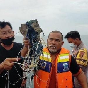 Korban Sriwijaya Air Ditemukan, Satu Kantong Jenazah Dibawa ke RS