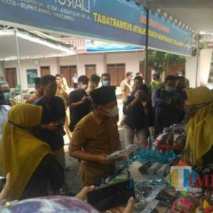 Bupati Lumajang Resmikan Launching BUMTREN di Pondok Darun Najah