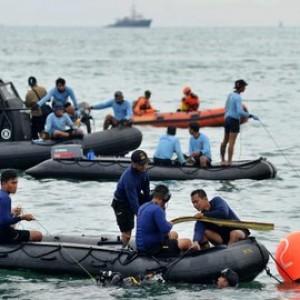9 Bagian Tubuh Korban Pesawat Sriwijaya Air Diserahkan ke RS Polri Kramat Jati