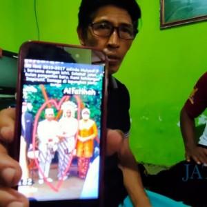 Sempat Video Call, Satu Keluarga Asal Jember Jadi Korban Sriiwijaya Air