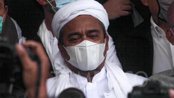 Rizieq Shihab (Foto: Tempo)
