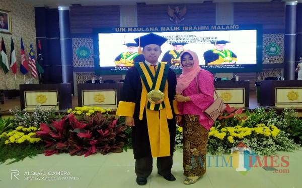 Jadi Guru Besar Termuda UIN Malang, Agung Sedayu Awalnya Tak Bercita-cita Jadi Profesor