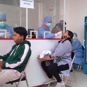 PMI Kota Malang Perpanjang Jam Pelayanan Rapid Test