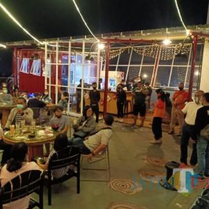 Zona Oranye, Kota Blitar Tetap Terapkan Pembatasan Kegiatan Masyarakat