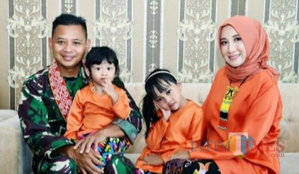 Rahmania Ekananda salah satu korban pesawat Sriwijaya Air asal Kediri. (ist)