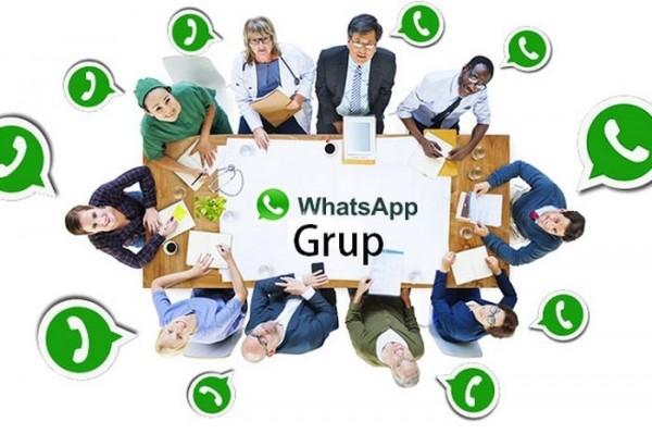 Grup WhatsApp  (Foto:  Journal Kata)