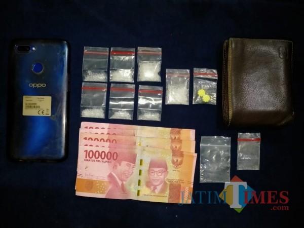 Bawa Sabu dan Pil Inex, Warga Sumenep Diamankan Polisi