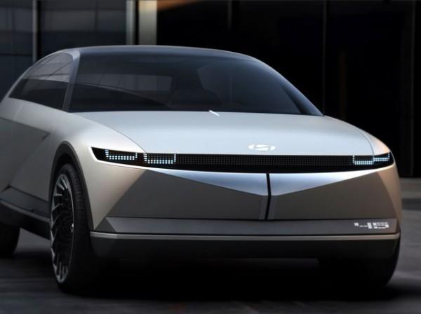 Hyundai Rilis Teaser Pertama IONIQ 5 Midsize CUV, Begini Penampakannya